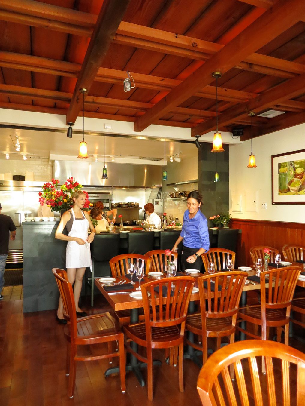 Restaurant Remodel – The Guest Chef